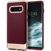 SPIGEN Etui Neo Hybrid do Samsung Galaxy S10 Bordowy