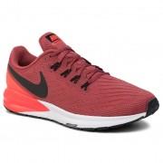 Обувки NIKE - Air Zoom Structure 22 AA1636 600 Cedar/Black/Bright Crimson
