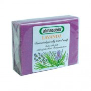 Almacabio ÖKO szappan, 100 g - levendula