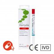 Dynamic Code Klamydiatest för kvinnor (DNA hemtest)