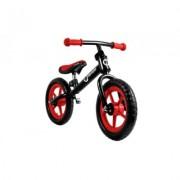 Lionelo Rowerek biegowy Fin Plus black + EKSPRESOWA WYSY?KA W 24H