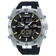 Ceas barbatesc Lorus RW619AX9 Analog-Digital Alarm Cronograf 100M 46mm