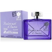 Parlez-Moi D Amour Encore - John Galliano 80 ml EDT SPRAY + omaggio