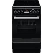 Aragaz EKC54952OK, 4 Zone de gatit, Cuptor electric, 58 l, Clasa A, Negru