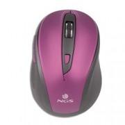 NGS MOUSE EVO MUTE PURPLE WIRELESS OTTICO ean 8435430609929