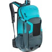 Evoc FR Trail Protector Backpack Protetor mochila Turquesa Azul M L