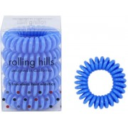 Rolling Hills Professional Hair Rings Light Blue Haargummi