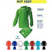 Zeus- Completo Calcio Kit Isef
