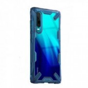 Carcasa Ringke Fusion X Huawei P30 Space Blue