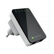 Techly Ripetitore Router Wireless 300N da Muro Repeater2