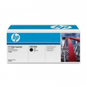 HP 650A Black Color LaserJet CP5525 Toner Cartridge (CE270A)