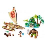 LEGO - VAIANA SI CALATORIA EI PE OCEAN (41150)