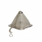 Dille&Kamille Bouleà thé en forme de pyramide en inox
