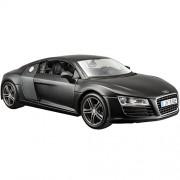 Maisto 1:24 Audi R8 -Matt Black