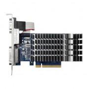 Placa video ASUS GeForce® GT 710, 2GB DDR3, 64-bit