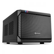 CASE, Sharkoon Mini-ITX QB One, Black /no PSU/