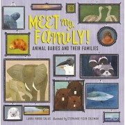 Meet My Family!: Animal Babies and Their Families, Hardcover