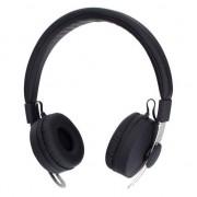 Xqisit BH100 bluetooth draadloze koptelefoon wireless - Zwart