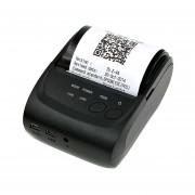 Mini Impresora Térmica Portátil Bluetooth, Inalámbrica, Para Tickets