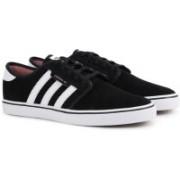 Adidas Originals SEELEY Sneakers(Black)