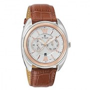 Titan Analog White Round Watch -9497KL02