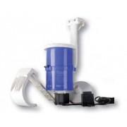 Peremre szerelhető papírszűrős vízforgató 2m3h VPE 040