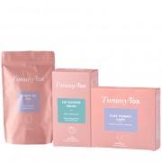 TummyTox Paquete para una transformación completa. 20 bolstitas de té para 20 días+20 sobres de la bebida quemagrasa para 20 días+60 cápsulas para 30 días