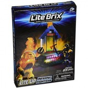 Cra-Z-Art Lite Brix Inferno Fighters Figures