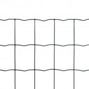 vidaXL Euro gaas 25 x 1,0 m / maaswijdte 76 x 63 mm
