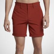 Walkshort Hurley Byron Short 45,5 cm pour Homme - Rouge