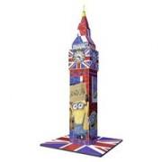 Puzzle 3D RAVENSBURGER Big Ben Minions 216 Piese