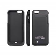 Funda Cargador Externo iPhone 6/6s - Negro