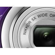 Nikon Coolpix A10 Digitalkamera 16.1 Megapixel Zoom (optisk): 5 x Violett