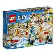 LEGO City kocke - Zabava na plaži 60153