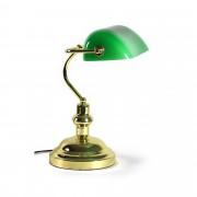 [lux.pro]® Елегантна настолна лампа - нощна лампа - Colonia / 1 x E27
