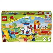 LEGO Duplo Town Fun Family Fair Building Blocks for Kids 2 to 5 Years (61 Pcs)10841