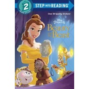 Beauty and the Beast Deluxe Step Into Reading (Disney Beauty and the Beast), Paperback