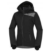 Northfinder Jachetă de ski softshell pentru femei Kelsey Black BU4401SNW-269 L