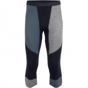 Peak Performance Men Wool 3/4 Pant Multi blue steel