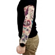 Tetovací rukáv - Peace
