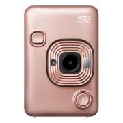 Fujifilm fototoestel instax mini LiPlay Blush Gold