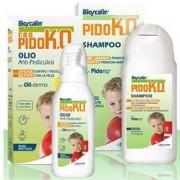 Giuliani spa Pidok O Kit Olio+shampoo