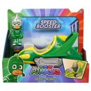 Jucarie Pj Masks Gekko Car Speed Booster Vehicle & Figure