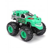 Maisto - Earth Shockers Green Monster Truck
