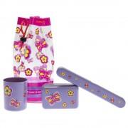 Kit Plástico Infantil Marco Boni Feminino Ref:5998