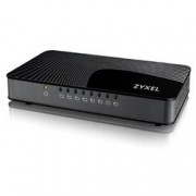ZYXEL MINI MEDIA SWITCH 8 PORTE GIGABIT DESKTOP