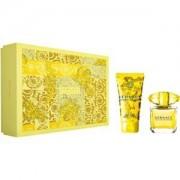 Versace Perfumes femeninos Yellow Diamond Gift Set Eau de Toilette Spray 30 ml + Perfumed Body Lotion 50 ml 1 Stk.