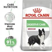 10kg Royal Canin Medium Digestive Care kutyatáp