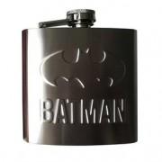 Cantil Whisky Logo Batman DC Comics
