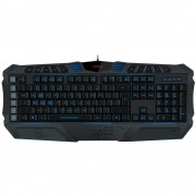 KBD, Speedlink PARTHICA, Gaming, USB, Black (SL-6482-BK-US)